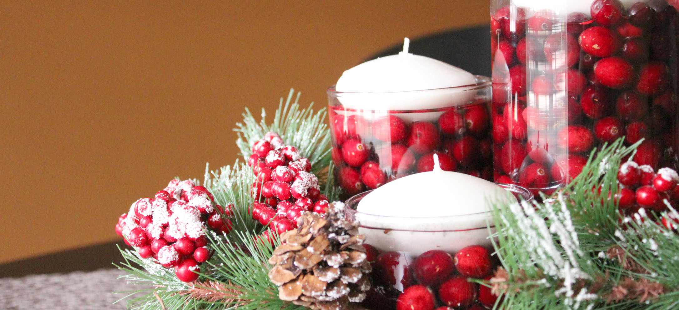 Create Rustic Christmas Tree Decorations